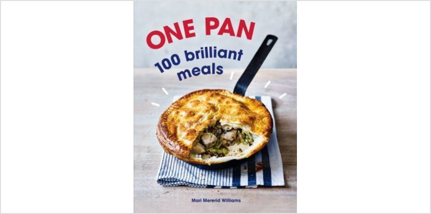 One Pan. 100 Brilliant Meals from The Book People