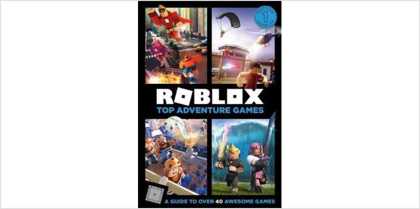 Roblox Top Adventure Games from The Book People