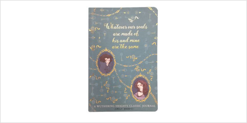 Wuthering Heights: A Classic Journal from The Book People