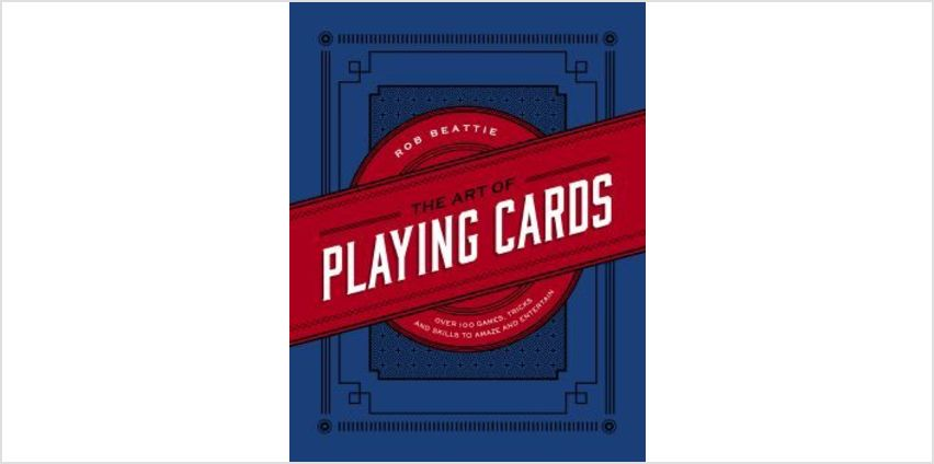 The Art of Playing Cards from The Book People