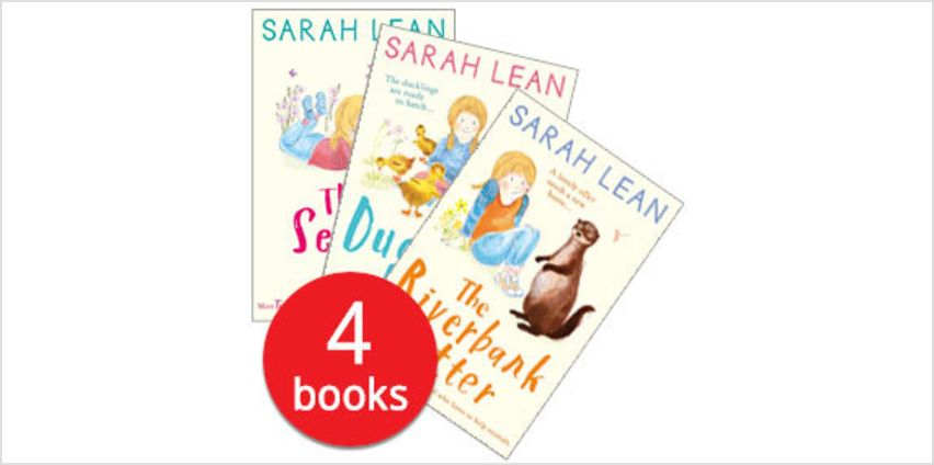 Tiger Days Collection - 4 Books from The Book People