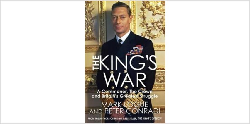 The King's War from The Book People