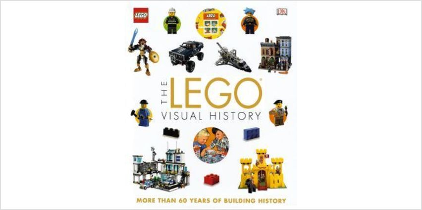 The LEGO Visual History from The Book People