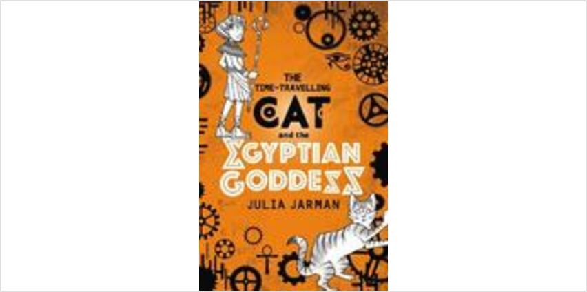 The Time-Travelling Cat and the Egyptian Goddess from The Book People