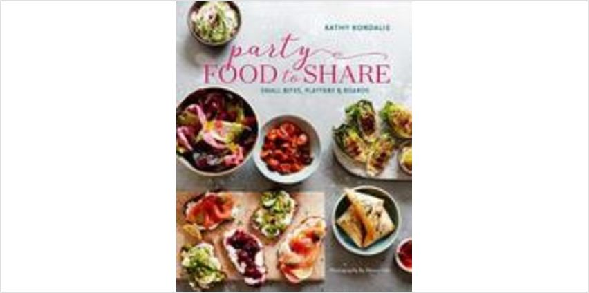 Party Food to Share from The Book People