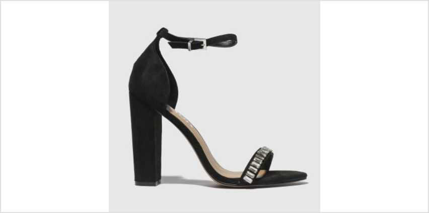 Schuh Black Dressed To Kill Womens High Heels from Schuh