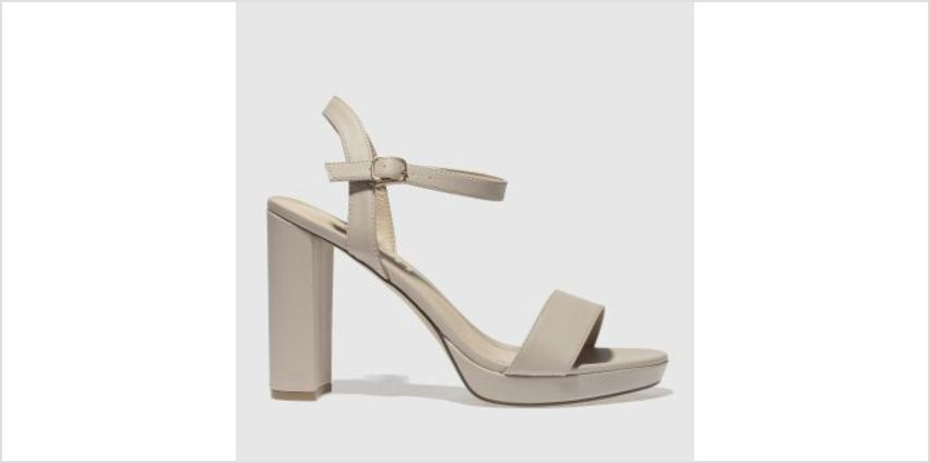 Schuh Natural Miraculous Womens High Heels from Schuh