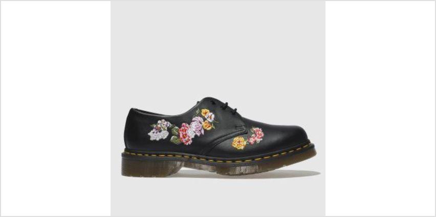 Dr Martens Black 1461 Vonda Ii Womens Flats from Schuh