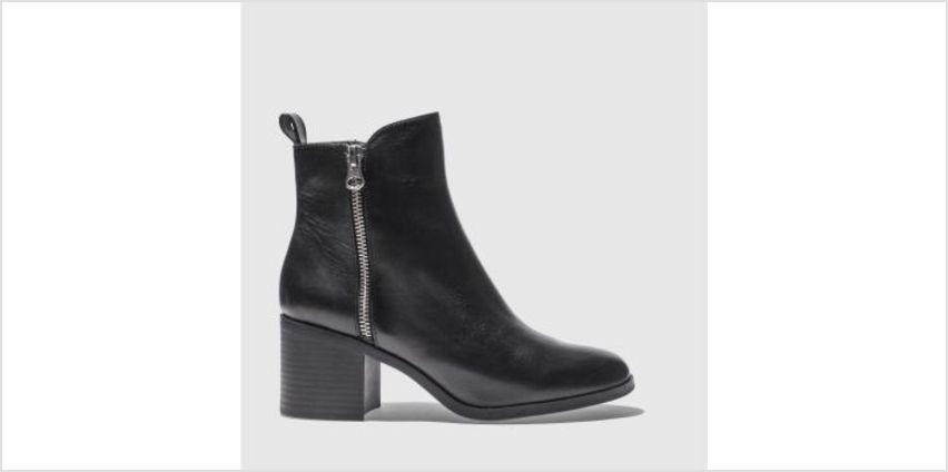 Schuh Black Trespass Womens Boots from Schuh