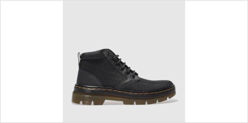 Dr Martens Black Tract Bonny New Chukka Womens Boots from Schuh