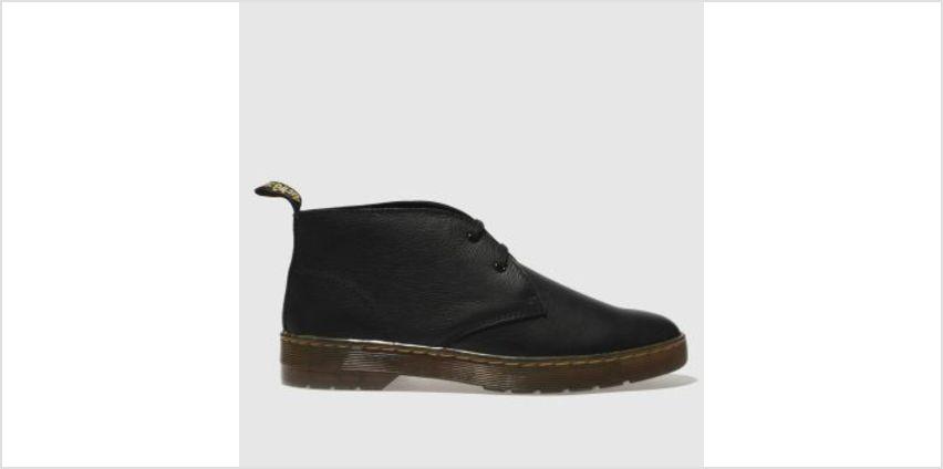 Dr Martens Black Daytona Desert Womens Boots from Schuh