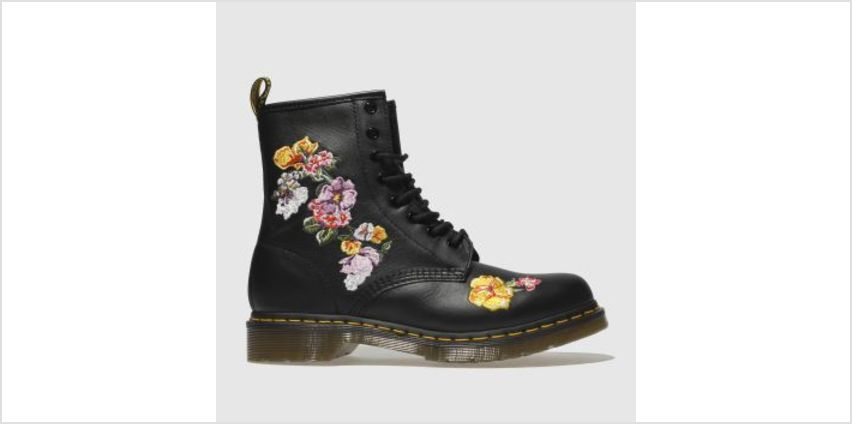 Dr Martens Black 1460 Vonda Ii Womens Boots from Schuh