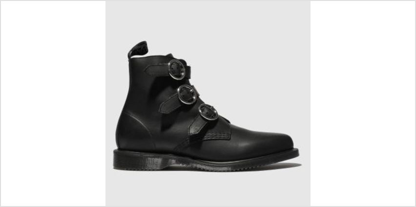 Dr Martens Black Maudie Womens Boots from Schuh