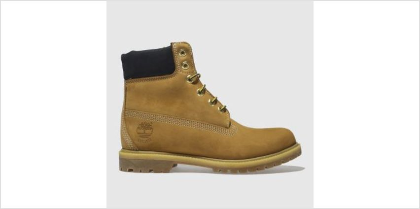 Timberland Tan 45Th Anniversary 6 from Schuh