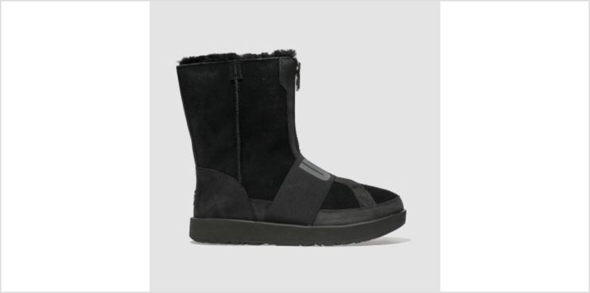 Ugg Black Conness Waterproof Womens Boots from Schuh
