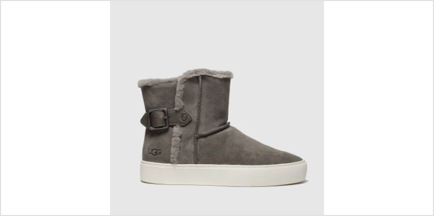 Ugg Grey Akia Womens Boots from Schuh