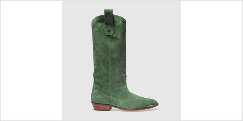 Red Or Dead Green Montana Womens Boots from Schuh