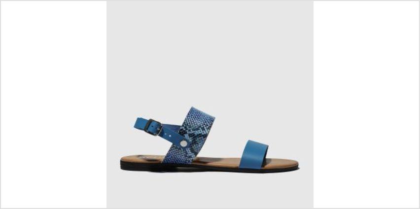 Schuh Blue Kerala Womens Sandals from Schuh