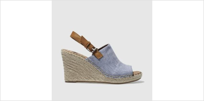 Toms Blue Monica Womens Sandals from Schuh