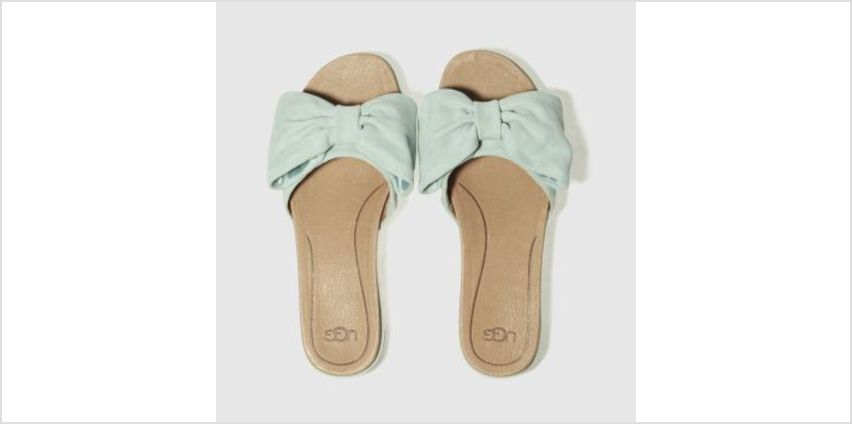 Ugg Pale Blue Joan Womens Sandals from Schuh