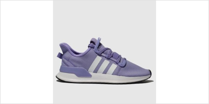 Adidas Purple U_Path Womens Trainers from Schuh