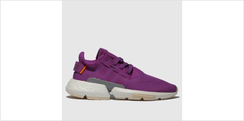 Adidas Pink Pod S3.1 Womens Trainers from Schuh