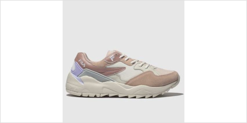 Fila Pink Vault Cmr Jogger Cb Low Womens Trainers from Schuh