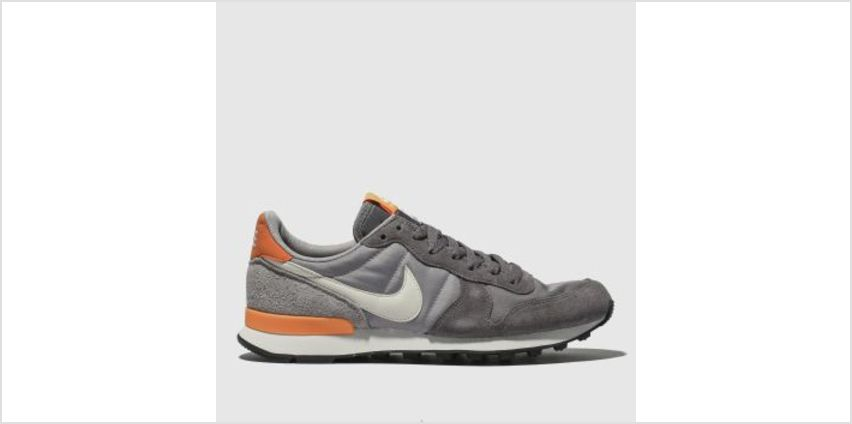 Nike Grey Internationalist Womens Trainers from Schuh
