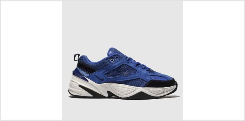 Nike Blue M2k Tekno Womens Trainers from Schuh