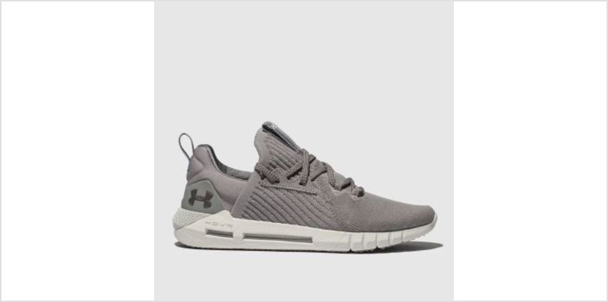 Under Armour Grey Hovr Slk Evo Womens Trainers from Schuh
