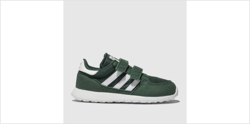 Adidas Green Forest Grove Unisex Toddler from Schuh