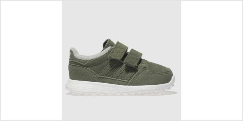 Adidas Khaki Forest Grove Unisex Toddler from Schuh