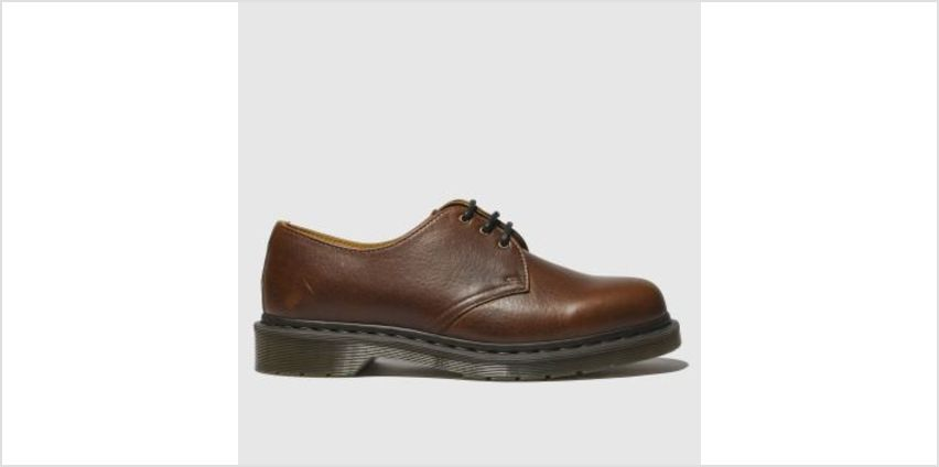 Dr Martens Brown 1461 Shoe Mens Shoes from Schuh