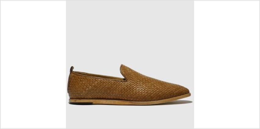 H By Hudson Tan Ipanema 2 Mens Shoes from Schuh