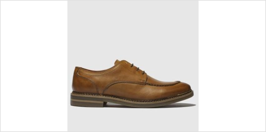 Base London Tan Constable Mens Shoes from Schuh