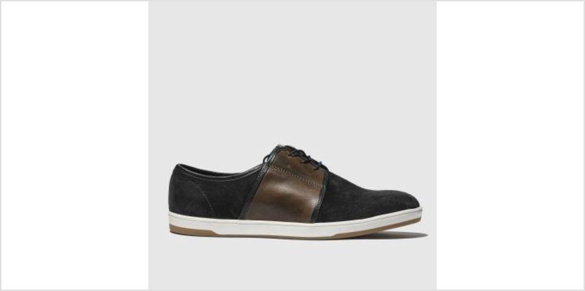 Base London Navy Jive Mens Shoes from Schuh