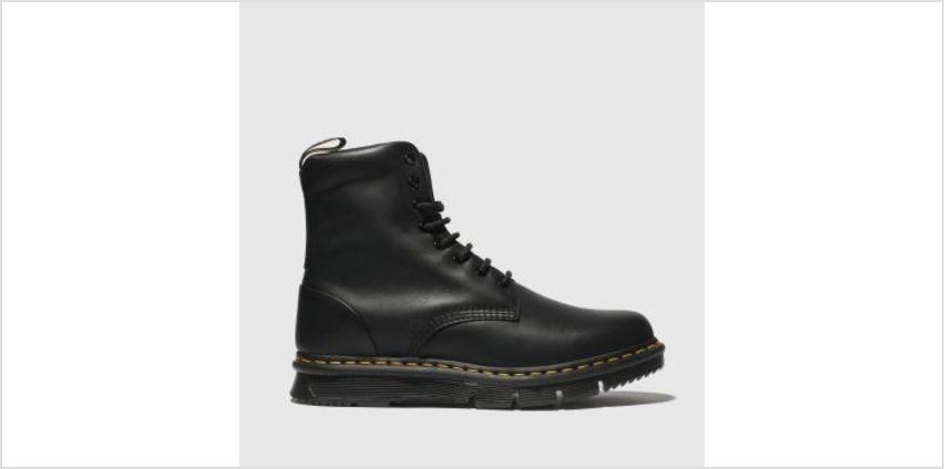 Dr Martens Black Lexington Mens Boots from Schuh