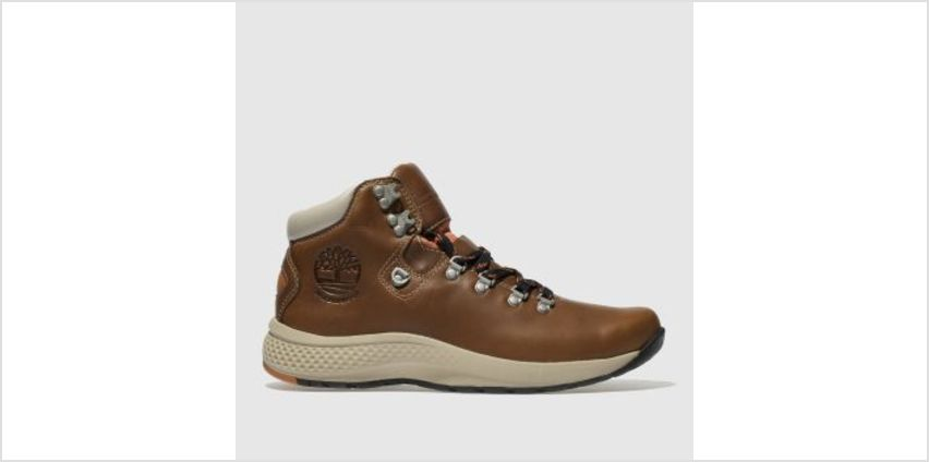 Timberland Brown 1978 Aerocore Hiker Mens Boots from Schuh