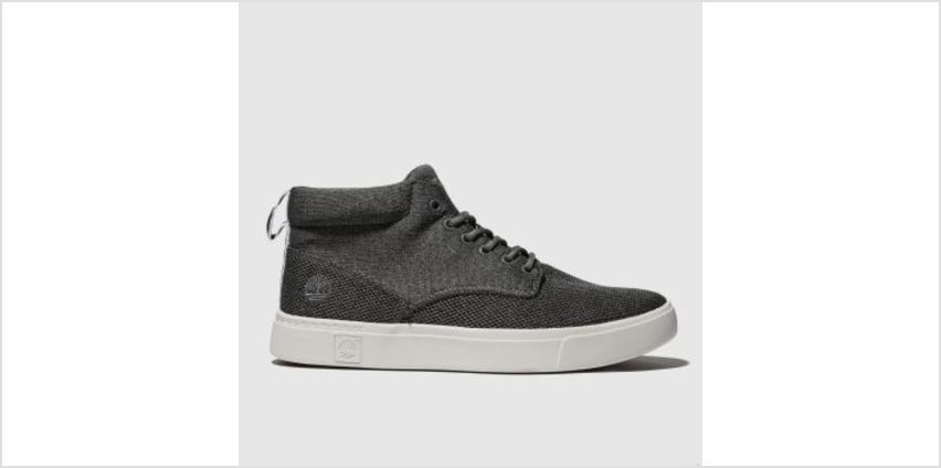 Timberland Grey Amherst Flexi Knit Chukka Mens Shoes from Schuh