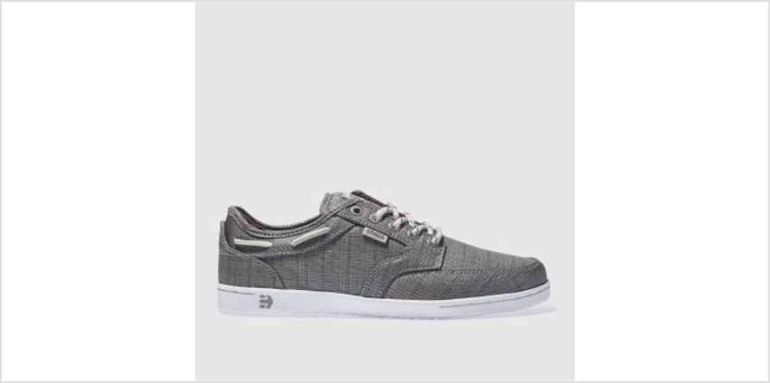 Etnies Grey Dory Mens Trainers from Schuh
