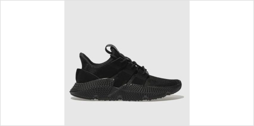 Adidas Black Prophere Mens Trainers from Schuh