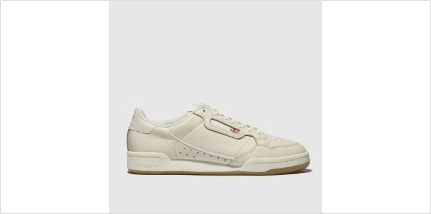 Adidas Stone Continental 80 Mens Trainers from Schuh