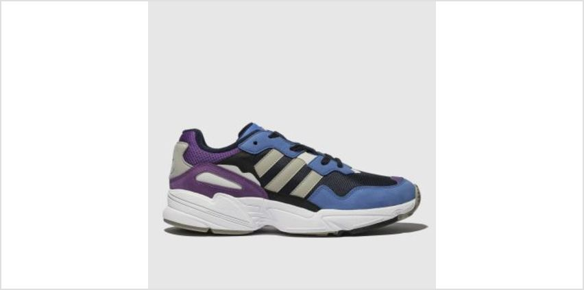 Adidas Multi Yung 96 Mens Trainers from Schuh