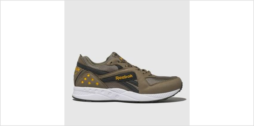 Reebok Grey Pyro Mens Trainers from Schuh