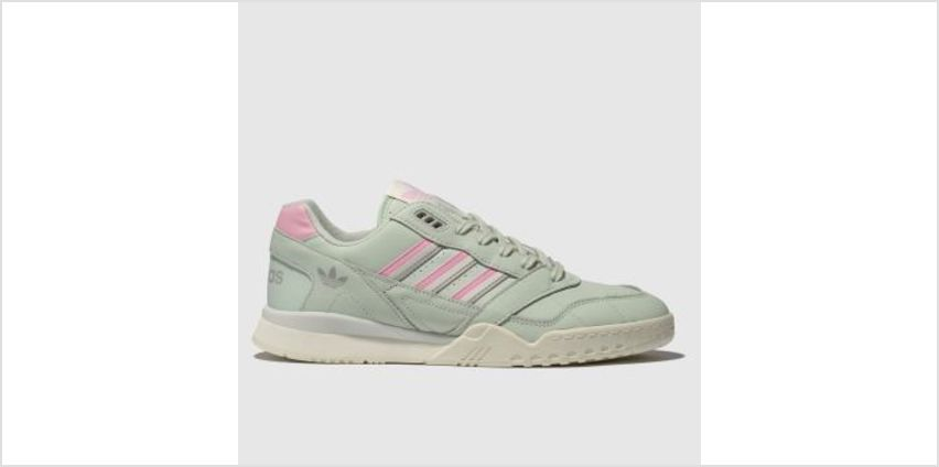 Adidas Light Green A.R. Trainers Mens Trainers from Schuh