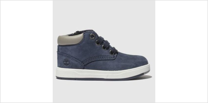 Timberland Navy Davis Square Boys Toddler from Schuh