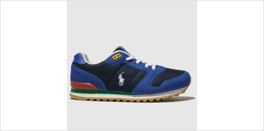 Polo Ralph Lauren Multi Oryon Boys Youth from Schuh