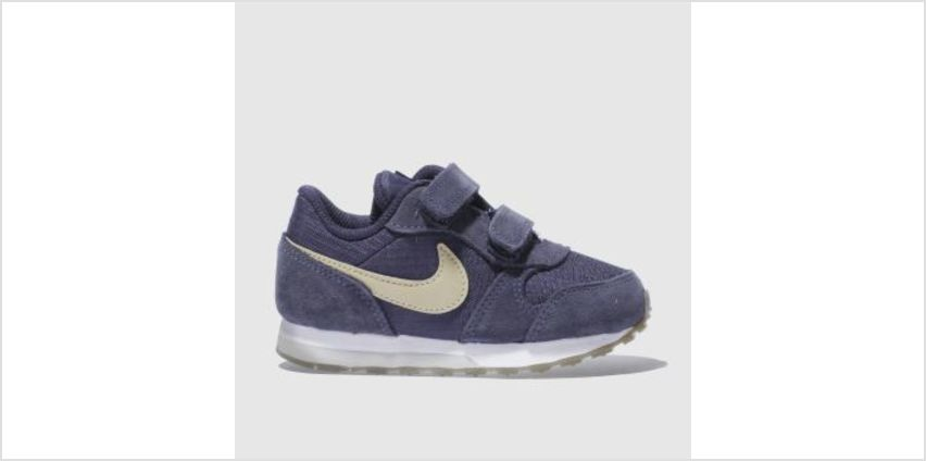 Nike Navy & Stone Md Runner 2 Boys Toddler from Schuh
