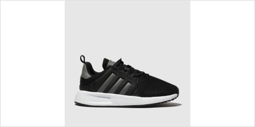Adidas Black & Grey X_Plr Boys Toddler from Schuh