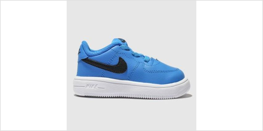 Nike Blue Air Force 1 18 Boys Toddler from Schuh